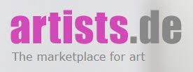 Artists.de The Marketplace for Art